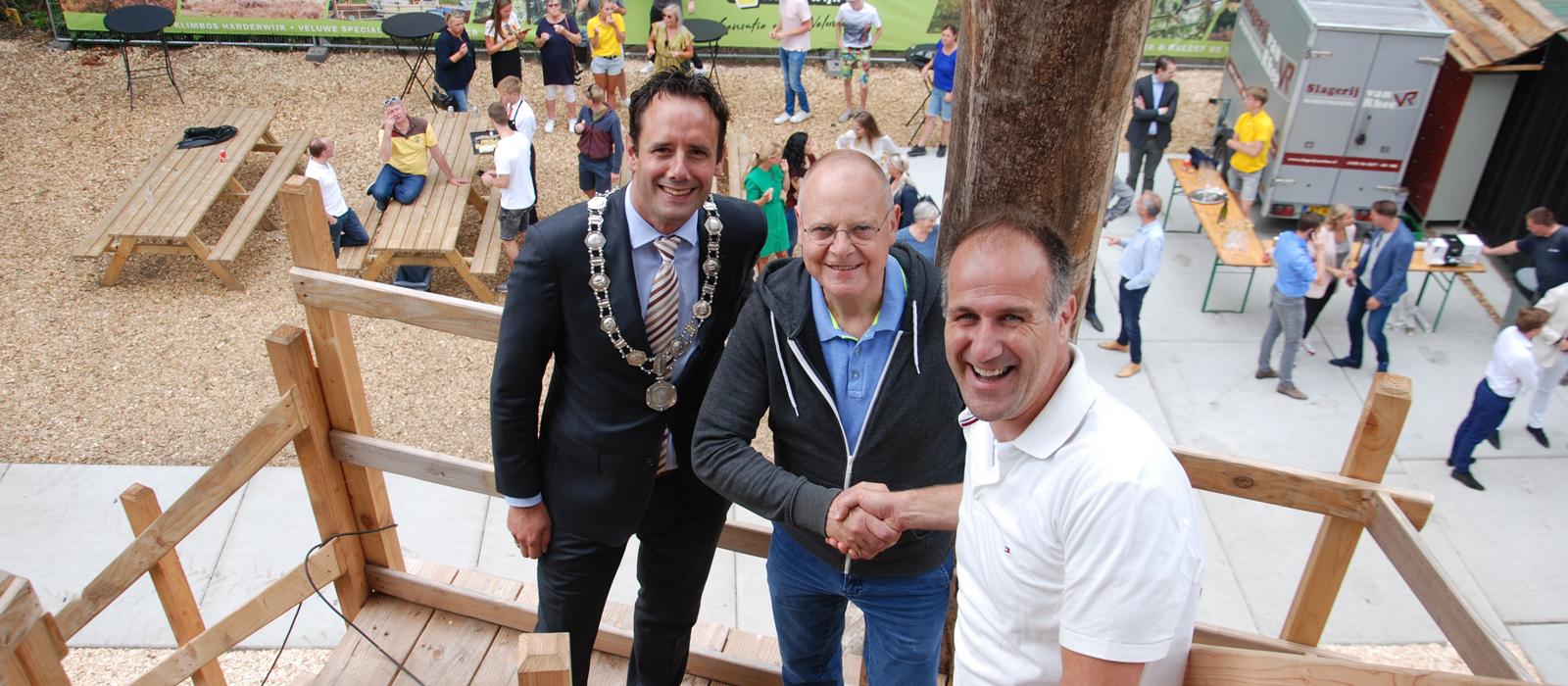 Opening Adventurepark Harderwijk een feit